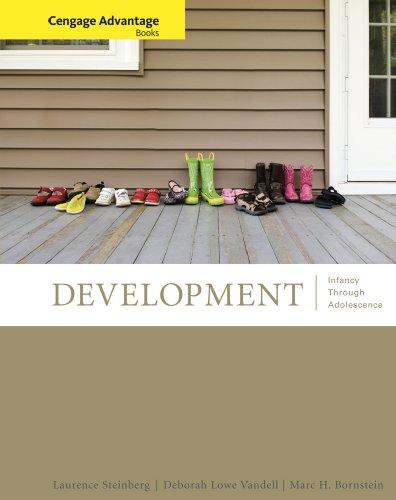Development Infancy Through Adolescense  2011 edition cover