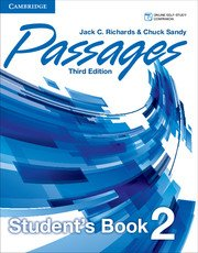 PASSAGES LEVEL 2 STUDENT'S BOOK 3RD EDITION  3rd 2014 (Revised) 9781107627079 Front Cover