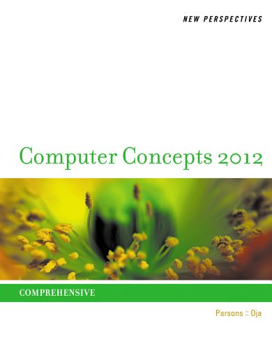 New Perspectives on Computer Concepts 2012  14th 2012 edition cover