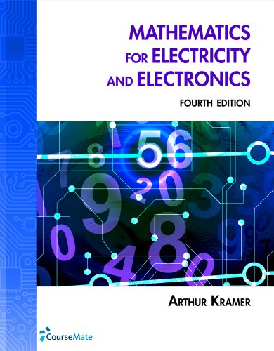Math for Electricity and Electronics  4th 2012 edition cover