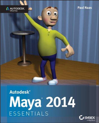 Autodesk Maya 2014   2013 edition cover