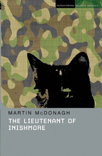 Lieutenant of Inishmore   2009 edition cover