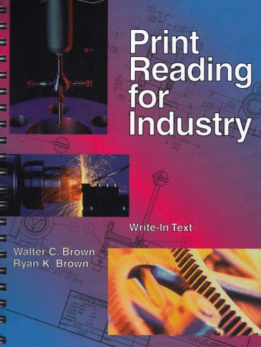 Print Reading for Industry  8th 2002 edition cover