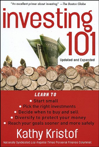 Investing 101  2nd 2008 (Revised) 9781576603079 Front Cover