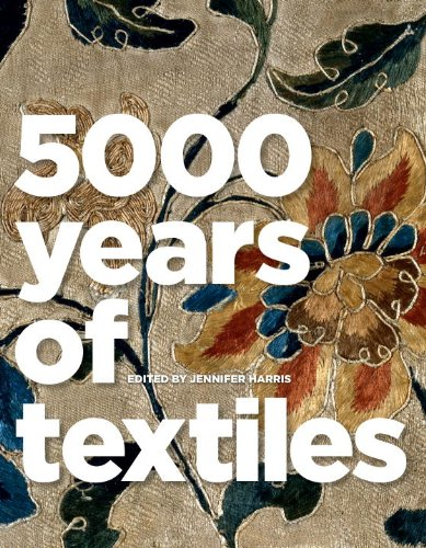 5,000 Years of Textiles  N/A edition cover