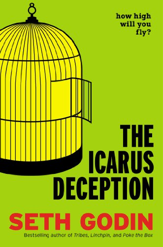 Icarus Deception How High Will You Fly?  2012 edition cover