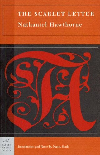 Scarlet Letter  N/A edition cover
