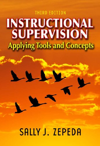 Instructional Supervision Applying Tools and Concepts 3rd 2012 (Revised) edition cover