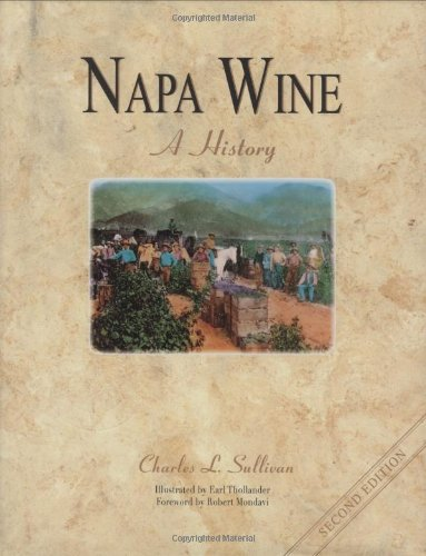 Napa Wine A History 2nd 2007 (Revised) edition cover