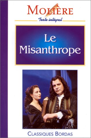 LE MISANTHROPE 1st edition cover