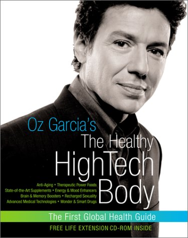 Healthy High Tech Body   2001 9780060394080 Front Cover