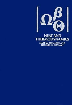 Heat and Thermodynamics 6th 1981 edition cover
