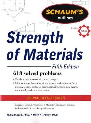 Strength of Materials  5th 2011 9780071635080 Front Cover