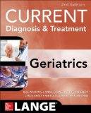 Current Diagnosis and Treatment: Geriatrics  2014 edition cover