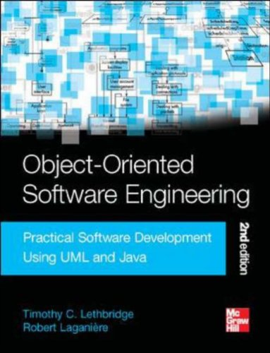 Object-Oriented Software Engineering Practical Software Development Using Uml and Java 2nd 2004 (Revised) edition cover