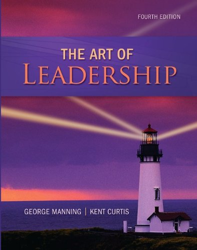 Art of Leadership  4th 2012 edition cover