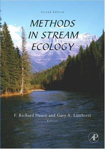 Methods in Stream Ecology  2nd 2006 edition cover