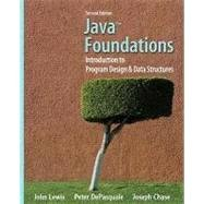 Java Foundatns Intro prog Desgn&mycodemate 2nd 2011 9780132114080 Front Cover
