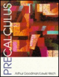Precalculus  1st 1994 9780137164080 Front Cover