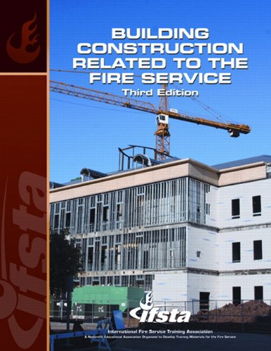 Building Construction Related to the Fire Service  3rd 2010 edition cover
