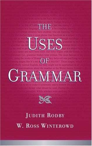 Uses of Grammar   2004 edition cover
