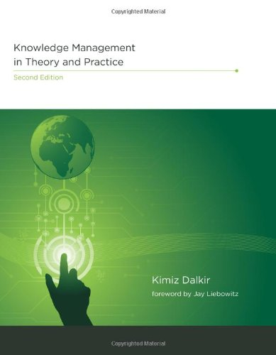 Knowledge Management in Theory and Practice  2nd 2011 edition cover