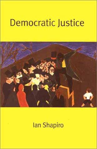 Democratic Justice   2001 edition cover