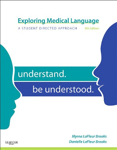 Exploring Medical Language A Student-Directed Approach 8th 2011 edition cover