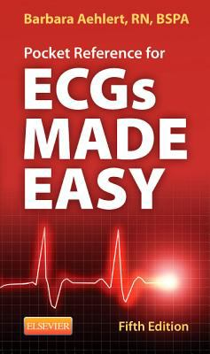 Pocket Reference for ECGs Made Easy  5th 2012 edition cover