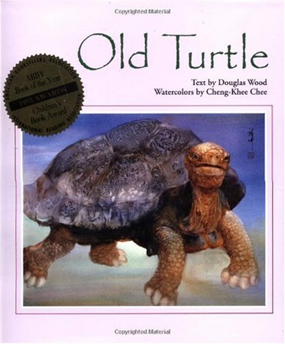 Old Turtle  Anniversary  edition cover