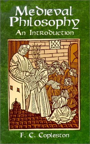 Medieval Philosophy An Introduction  2001 edition cover