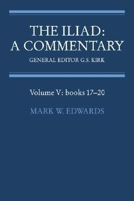 Iliad A Commentary  1991 9780521312080 Front Cover