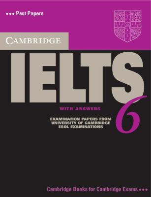 Cambridge IELTS with Answers Authentic Examinations Papers from Cambridge ESOL  2007 (Student Manual, Study Guide, etc.) 9780521693080 Front Cover