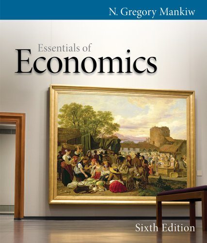 Essentials of Economics  6th 2012 9780538453080 Front Cover