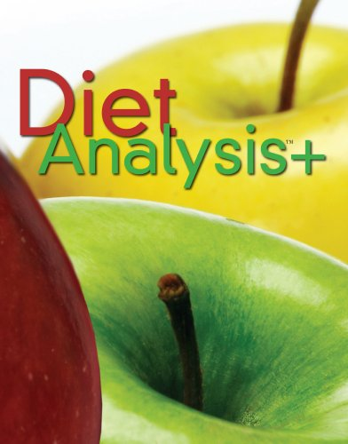 Diet Analysis Plus, 2 terms (12 months) Printed Access Card 10th 2010 edition cover