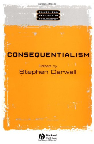 Consequentialism   2002 edition cover