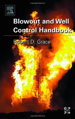 Blowout and Well Control Handbook   2003 edition cover