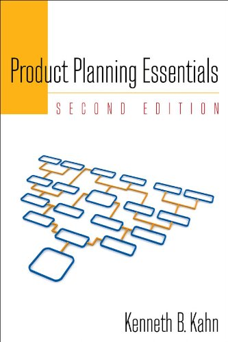 Product Planning Essentials  2nd 2011 (Revised) edition cover