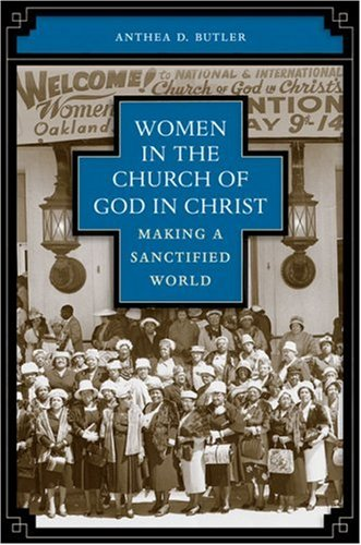 Women in the Church of God in Christ Making a Sanctified World  2007 edition cover