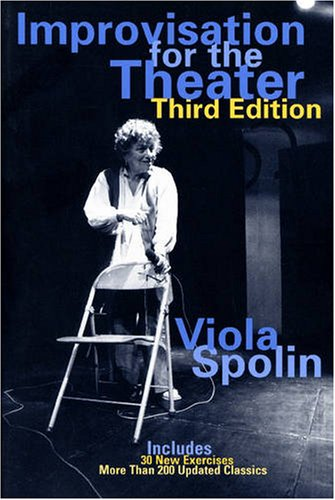 Improvisation for the Theater  3rd 1999 edition cover
