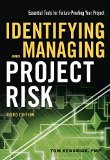 Identifying and Managing Project Risk Essential Tools for Failure-Proofing Your Project  2015 edition cover
