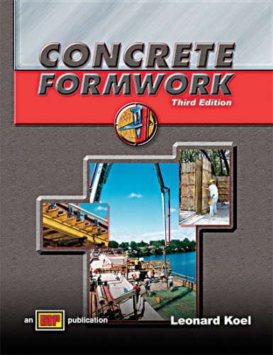 Concrete Formwork : Text 3rd 2004 edition cover