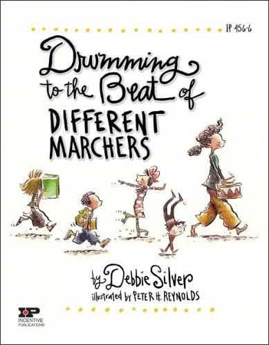 Drumming to the Beat of Different Marchers Finding the Rhythm for Differentiated Instruction 2nd 2005 edition cover