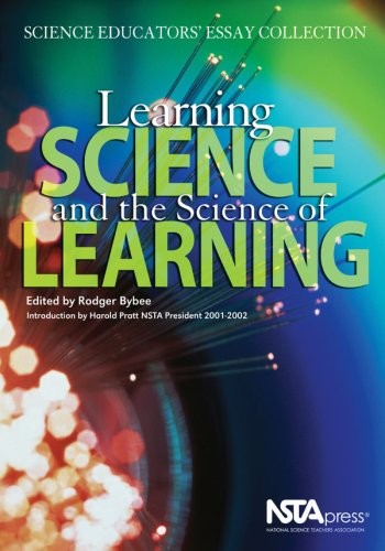Learning Science and the Science of Learning Science Educators' Essay Collection  2002 edition cover