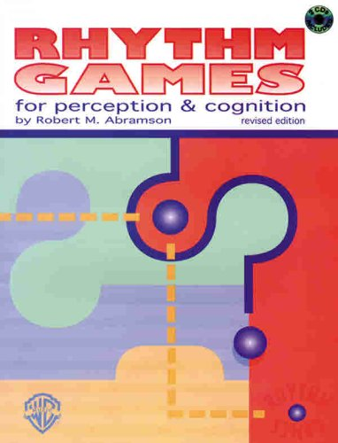 Rhythm Games For Perception and Cognition  1997 (Revised) edition cover