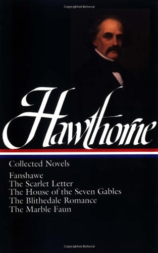 Hawthorne - Collected Novels   1983 edition cover