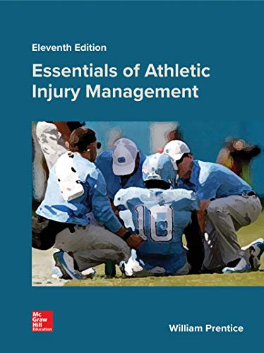 Essentials of Athletic Injury Management:   2019 9781260708080 Front Cover