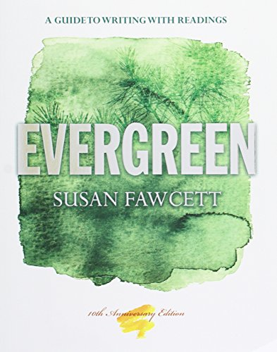 EVERGREEN:GDE.TO WRITING W/RDGS.-W/CODE N/A 9781285574080 Front Cover