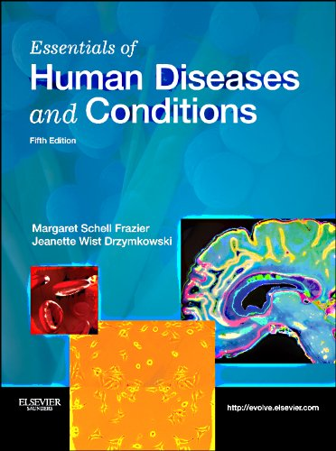 Essentials of Human Diseases and Conditions  5th 2013 edition cover
