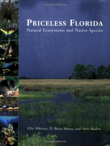 Priceless Florida Natural Ecosystems and Native Species  2004 edition cover